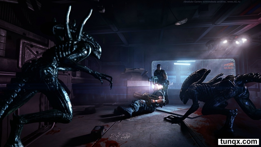 Aliens: colonial marines - collectors edition (2013) pc | repack. Скриншот №3