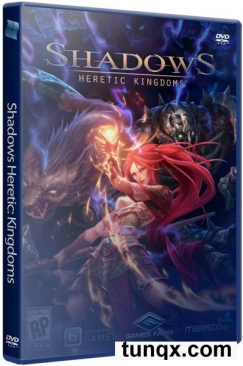 Shadows: heretic kingdoms - book one. devourer of souls [v 1.0.0.8172] (2014) pc | repack