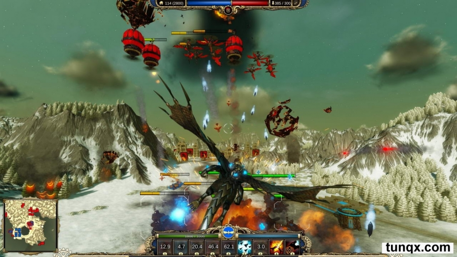 Divinity: dragon commander. imperial edition (2013) pc | repack. Скриншот №1