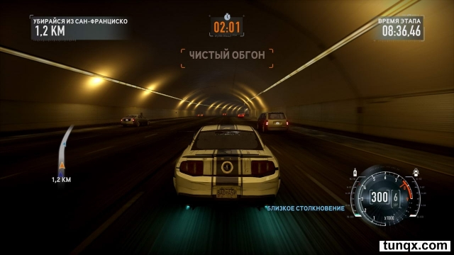 Need for speed: the run - limited edition (2011) pc | repack от r.G. механики. Скриншот №1