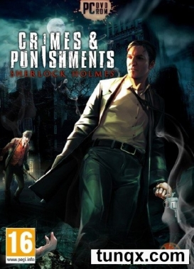 Sherlock Holmes: Crimes and Punishments (2014/RUS/ENG/MULTI10/RePack R.G. Steamgames)