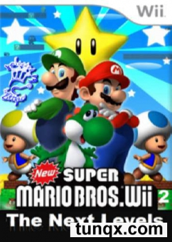 New. Super Mario Bros Wii 2. The Next Levels [2010/Wii/ENG]