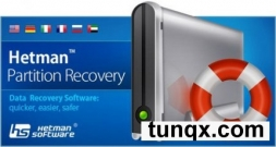Hetman Partition Recovery 2.1 Commercial Edition