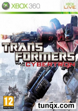 Transformers: War for Cybertron (2010/ENG/XBOX360)
