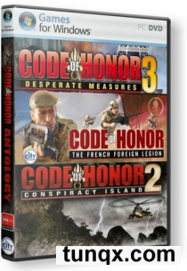 Антология Code of Honor (2007-2009/RUS)