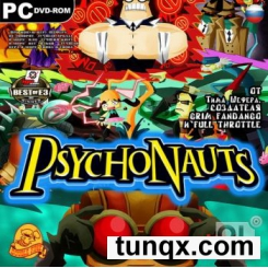 Psychonauts (2005/RUS/ENG/RePack by MOP030B)