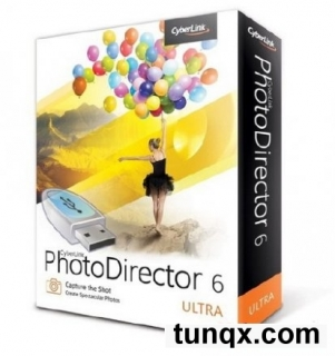 CyberLink PhotoDirector Ultra 6.0.5903 Portable (ML/Rus)