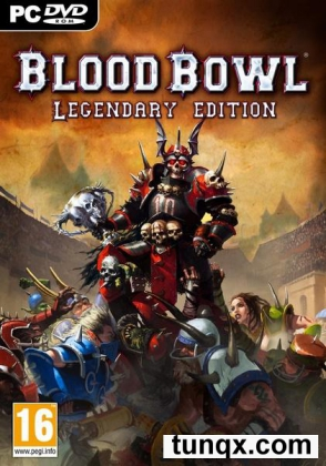 Blood Bowl: Легендарное издание (2011/RUS/Repack by R.G. Repackers)