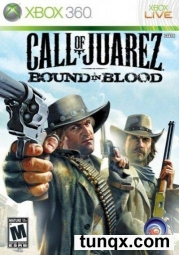 Call of Juarez: Bound in Blood (2009/ENG/XBOX360)