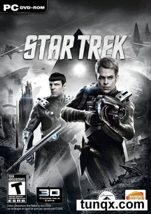 Star Trek Repack by Audioslave (2013/MULTi6/ENG)
