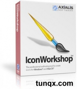 Axialis IconWorkshop v6.61 Professional Edition Portable