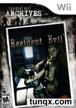 Resident Evil Archives (PAL, Multi5) Wii
