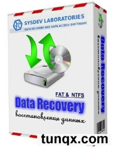 Raise data recovery for fat / ntfs 5.18.3