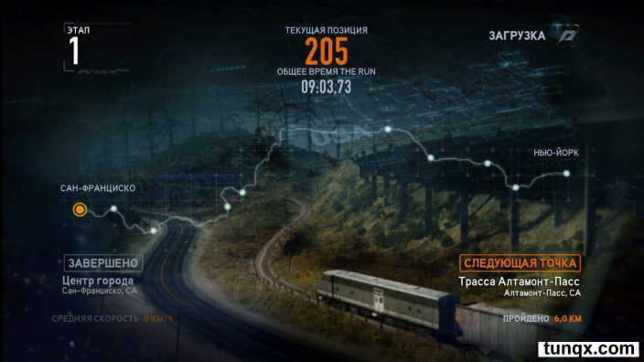 Need for speed: the run - limited edition (2011) pc | repack от r.G. механики. Скриншот №5