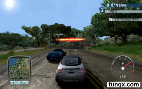 Test drive unlimited - золотое издание [v.1.66a] (2008) pc | лицензия. Скриншот №4