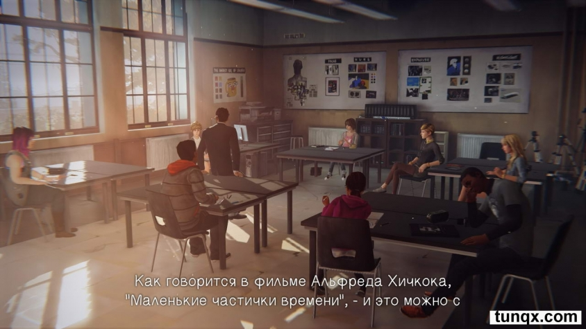 Life is strange. episode 1-4 (2015) pc | repack. Скриншот №2