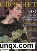 Журнал interweave crochet - winter 2011