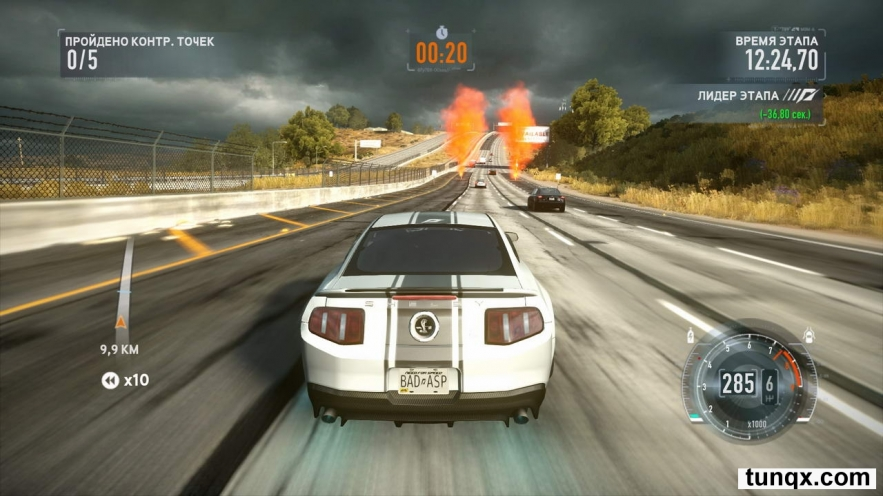 Need for speed: the run - limited edition (2011) pc | repack от r.G. механики. Скриншот №3